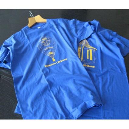 Marškinėliai su šilkografija